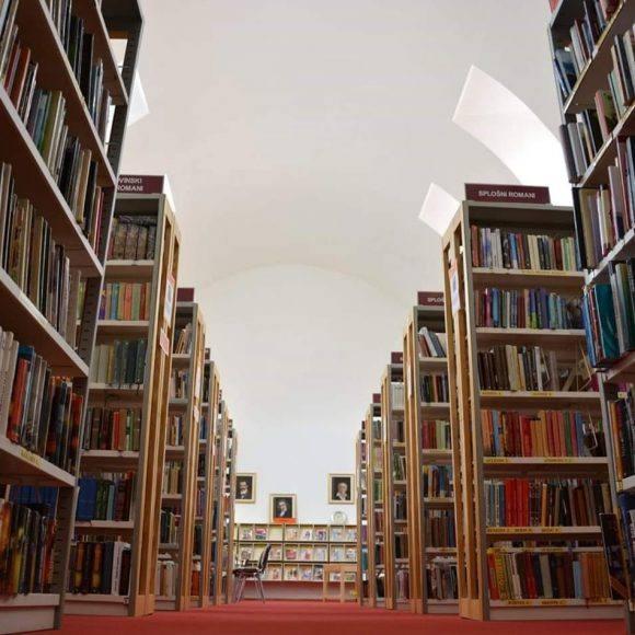 Odpiralni čas knjižnice