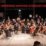 Poletni glasbeni večer: Simfonični orkester Giovane iz Švice; ODPOVEDAN!
