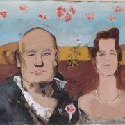 Razstava: DRAGO MOM »Zgodba o nekem portretu (1995) in naslednjih 25 let gibanja med sublimnim in golo eksistenco«