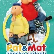 BREZPLAČNI DRUŽINSKI FILM: PAT IN MAT: ZIMSKE RADOSTI (A JE TO)