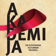 Akademija ob slovenskem kulturnem prazniku